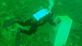 Первый подводный банкомат поставили в Нижнем Тагиле
