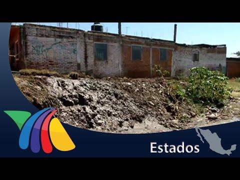 Tromba causa importantes afectaciones en viviendas de Pénjamo | Noticias de Guanajuato