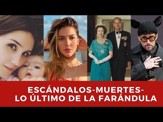 Escandalo Frida Sofia, Bad Bunny, Dulce Maria y más - El Aviso Magazine 2021