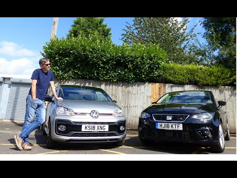 Is the SEAT Ibiza FR BETTER than a VW Up! GTI ??!!