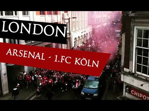 ONLINE 1.FC Köln supporters in London! 14.09.2017