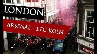ONLINE 1.FC Köln supporters in London! 14.09.2017