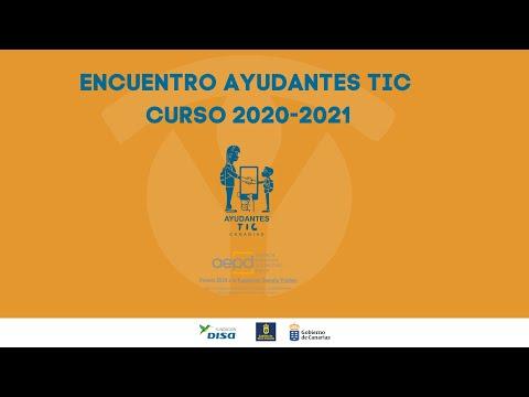 Proyecto Ayudantes TIC 2020 2021 desarrollado en Fuerteventura Lanzarote