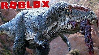 "Dinosaur Simulator-hungry dinosaur, Carcharodontosaurus! | ""Roblox"" (#55) (EN-BR)"