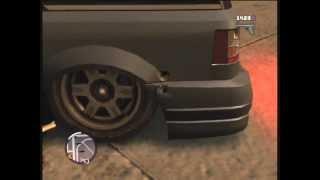 bug de rebaixar carros no gta 4 xbox 360