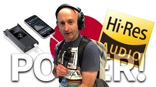 Casques audio : le meilleur d'Audio Technica à Tokyo - Power! #77