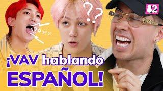 Download lagu Puede VAV hablar español I Teléfono malogrado con VAV De La Ghetto Play N Skillz