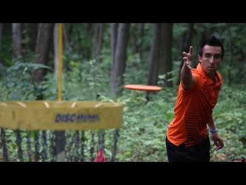 2014 Rochester Flying Disc Open: Round 3 Chase Card (Schweberger, McBeth, Ulibarri, Miller)
