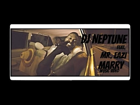 DJ Neptune Ft. Mr Eazi - MARRY (Official Music Video)