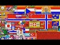 /R/Place Norway timelapse