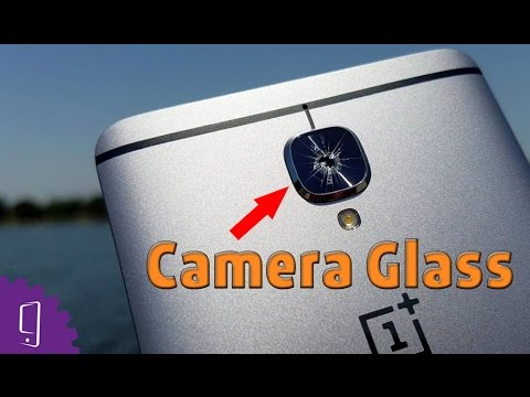 OnePlus 3/3T Cracked Rear Camera Glass Repair Guide