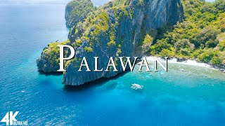 Palawan 4K - Scenic Relaxation Film With Calming Music