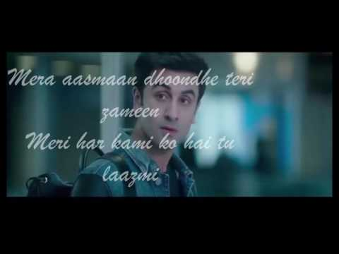 Ae Dil Hai Mushkil (Lyrics HD)