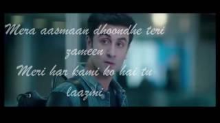 Ae Dil Hai Mushkil (Lyrics HD)