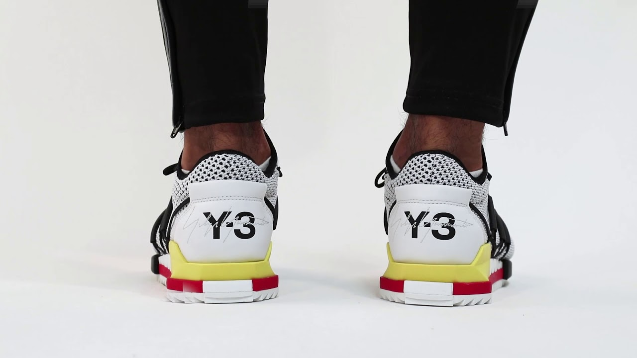Y-3 Harigane sneakers - YouTube