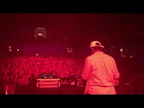 Jai Wolf  Indian Summer  @ The Shrine LA 121415
