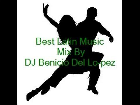 Best Latin Music Salsa & Mambo & Merengue Mix  DJ Benicio Del Lopez