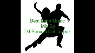 Best Latin Music (Salsa & Mambo & Merengue) Mix By DJ Benicio Del Lo-pez thumbnail