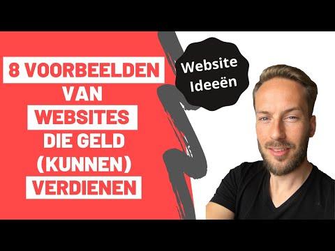 Website Ideeën –  8 Voorbeelden van Niche Websites Die Geld (Kunnen) Verdienen