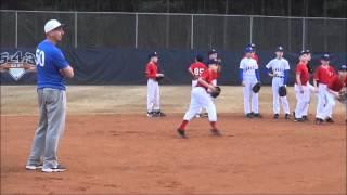 2 серия бейсбольная практика