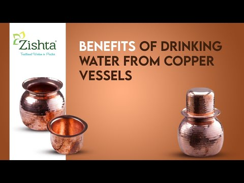 Benefits of Drinking Water from Copper Vessels: Traditional & Modern Research Insights