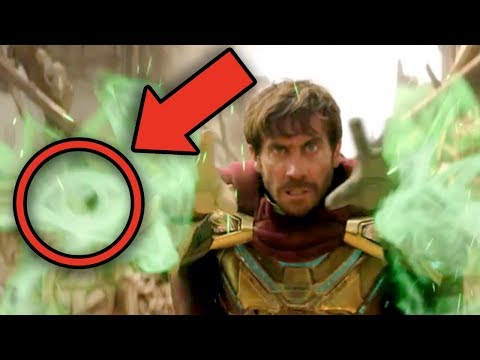 Spider-Man Far From Home - MYSTERIO EXPLAINED! (Future Villains?)