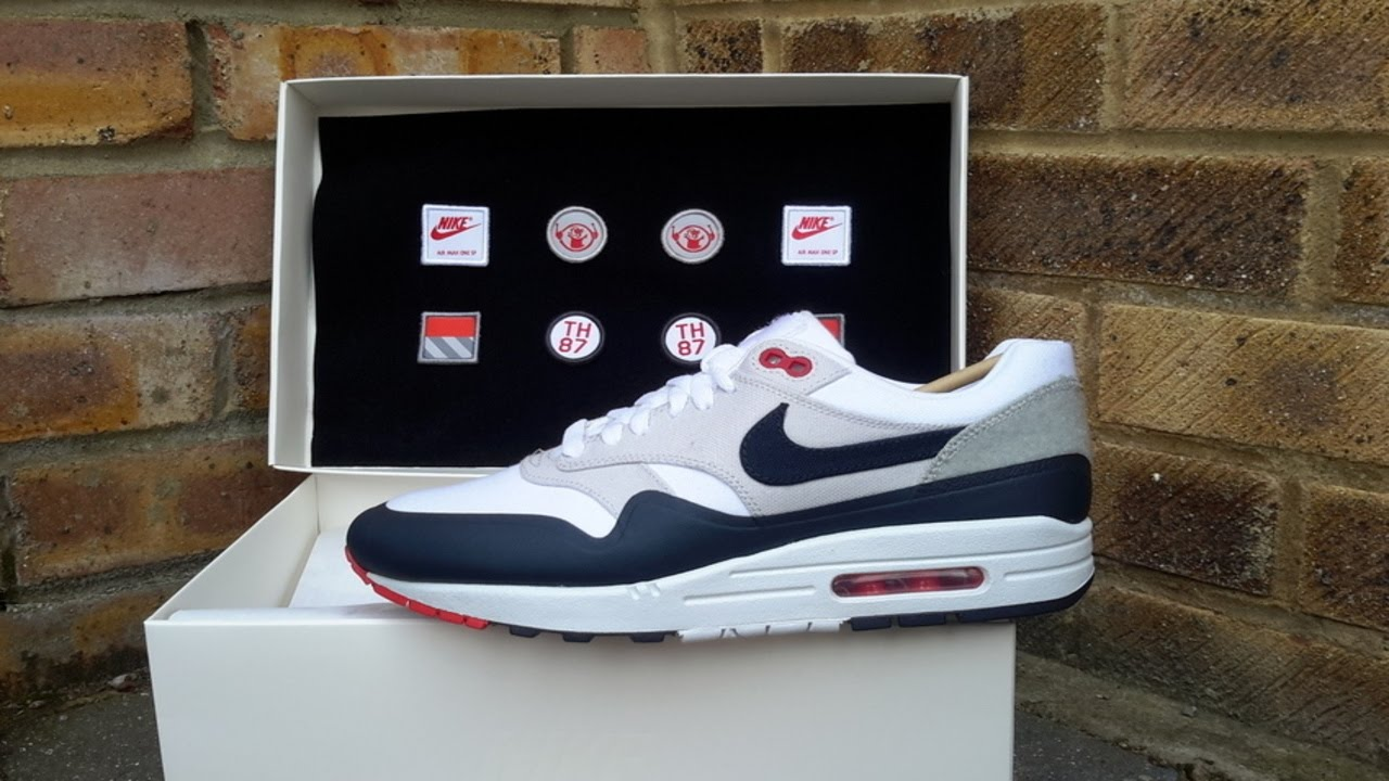 best service c0c6a cd1d7 Review  Nike Air Max 1 V SP OG Patch (2015)