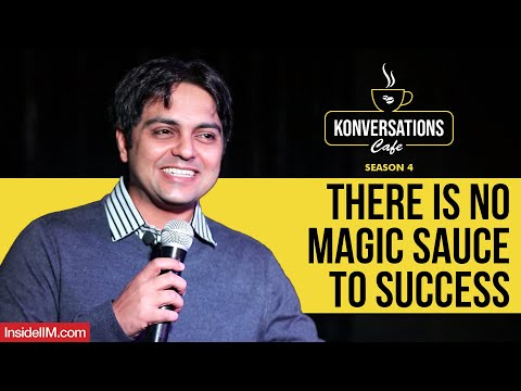 What Consulting Firms Look For In Your CV Ft. Anirudh Tara | Konversations Cafe S04