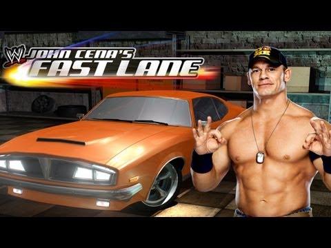 WWE Presents: John Cena's Fast Lane - Universal - HD Gameplay Trailer