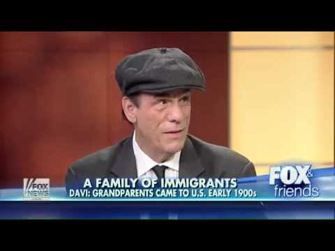Robert Davi's Take On The Broken Immigration System