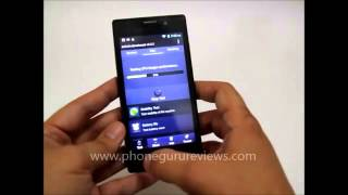 Qmobile Noir A500 Video Review With Hands On and Introduction