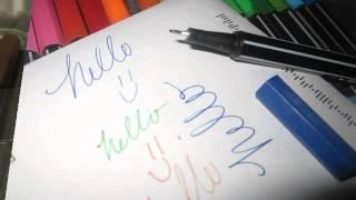 24 Fineliner Pens PRO - Best Selling PREMIUM Fineliners Pen Set IMAGINESTY®