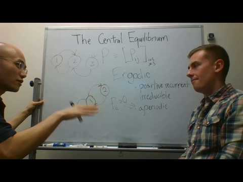 Chris Salahub gives a check for irreducibility - The Central Equilibrium - Highlight of Episode 2
