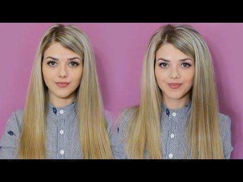 Как правильно сделать объем у корней волос с помощью гофре