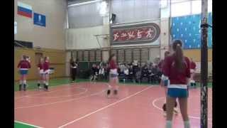 Начальное обучение технике волейбола