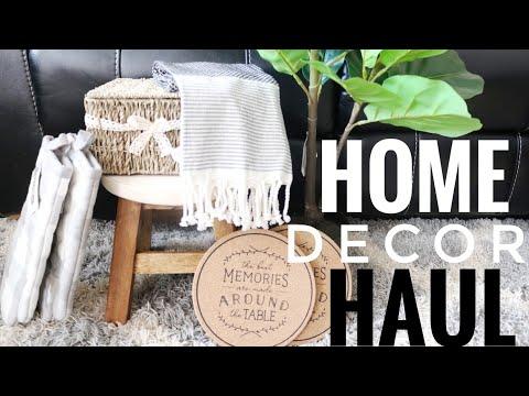 Home Decor Haul | Hobby Lobby Finds