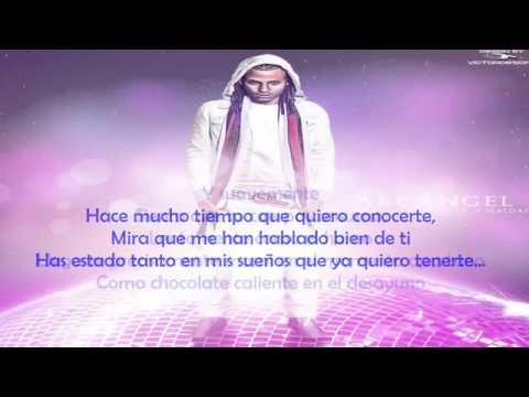 Hace Mucho Tiempo - Arcangel (Video Lyrics-Letra)Reggaeton