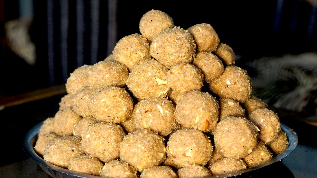 Laddu making By Karishma Tandel