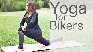 20 Minute Yoga for Cyclists  Fightmaster Yoga Videos