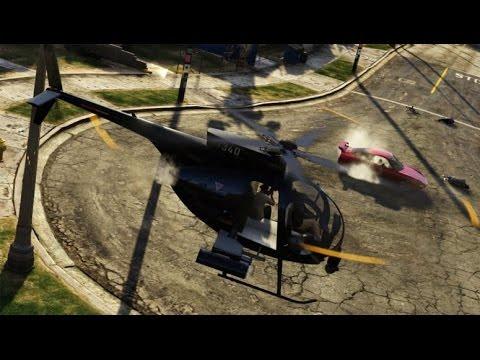GTA 5 - Cell Phone Cheats Rampage