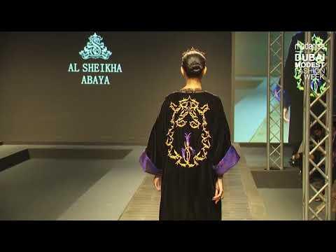 AL SHEIKHA ABAYA SS 2018 - Dubai Modest Fashion Week