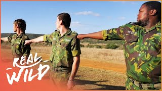 Anti-Poaching Team Train For Hunting Season | Shamwari Untamed S1 EP11 | Real Wild