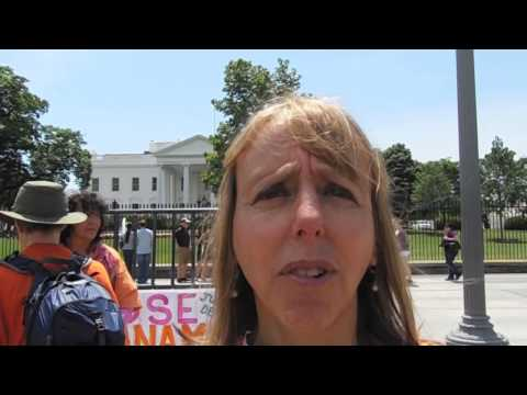 "Medea Benjamin: ""Mr. President, Close Guantanamo, Now!"""