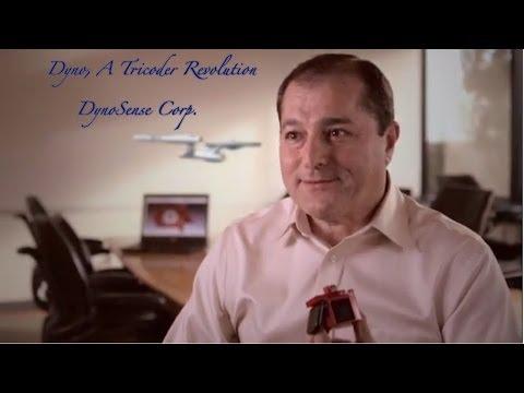Dyno, your personal Tricoder: DynoSense Corp.