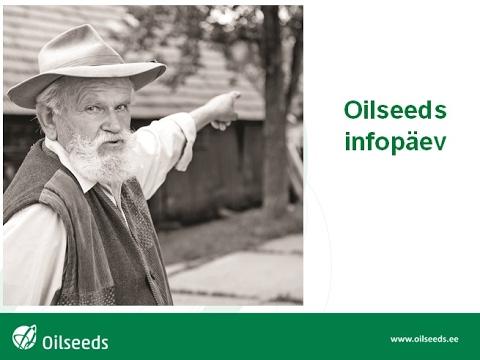 Oilseeds Infopäevad 2017