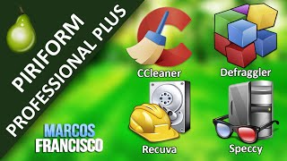 Download CCleaner, Defraggler, Recuva e Speccy Professional Plus 2017