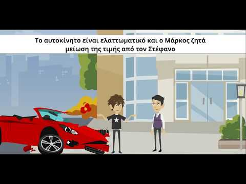 Αγορά Ελαττωματικού Αυτοκινήτου - Κυπριακό Κέντρο Καταναλωτή για Εναλλακτική Επίλυση Διαφορών