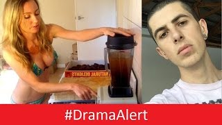 Sam Pepper & Zoie burgher Upset some Fans! #DramaAlert Banana Girl & Twitch Fails!