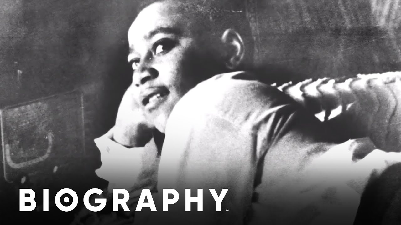 On Biographycom follow the tragic story of Emmett Till who was tortured and killed after being accused of whistling at a white woman in Mississippi in 1955