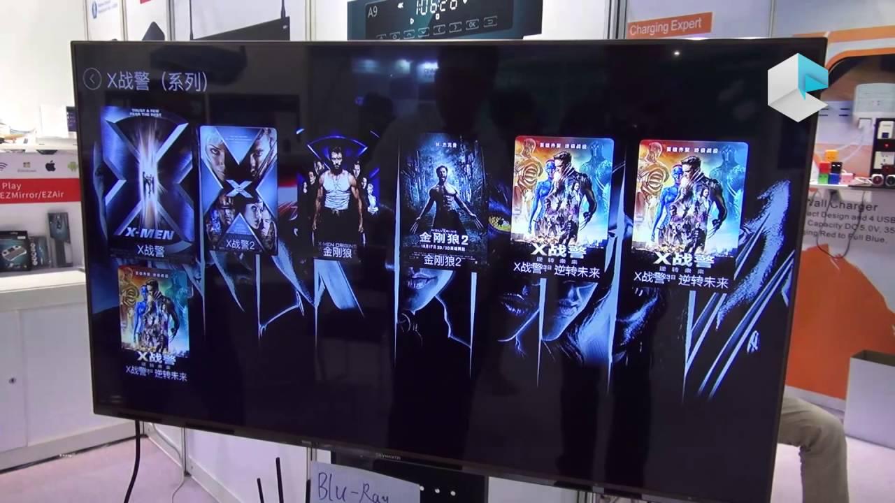HiMedia Q5/Q10 Pro (2016) with Kodi (4K / HDR / 3D / HD Audio)